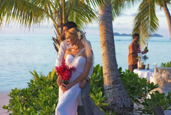 What are the wedding requirements in Fiji