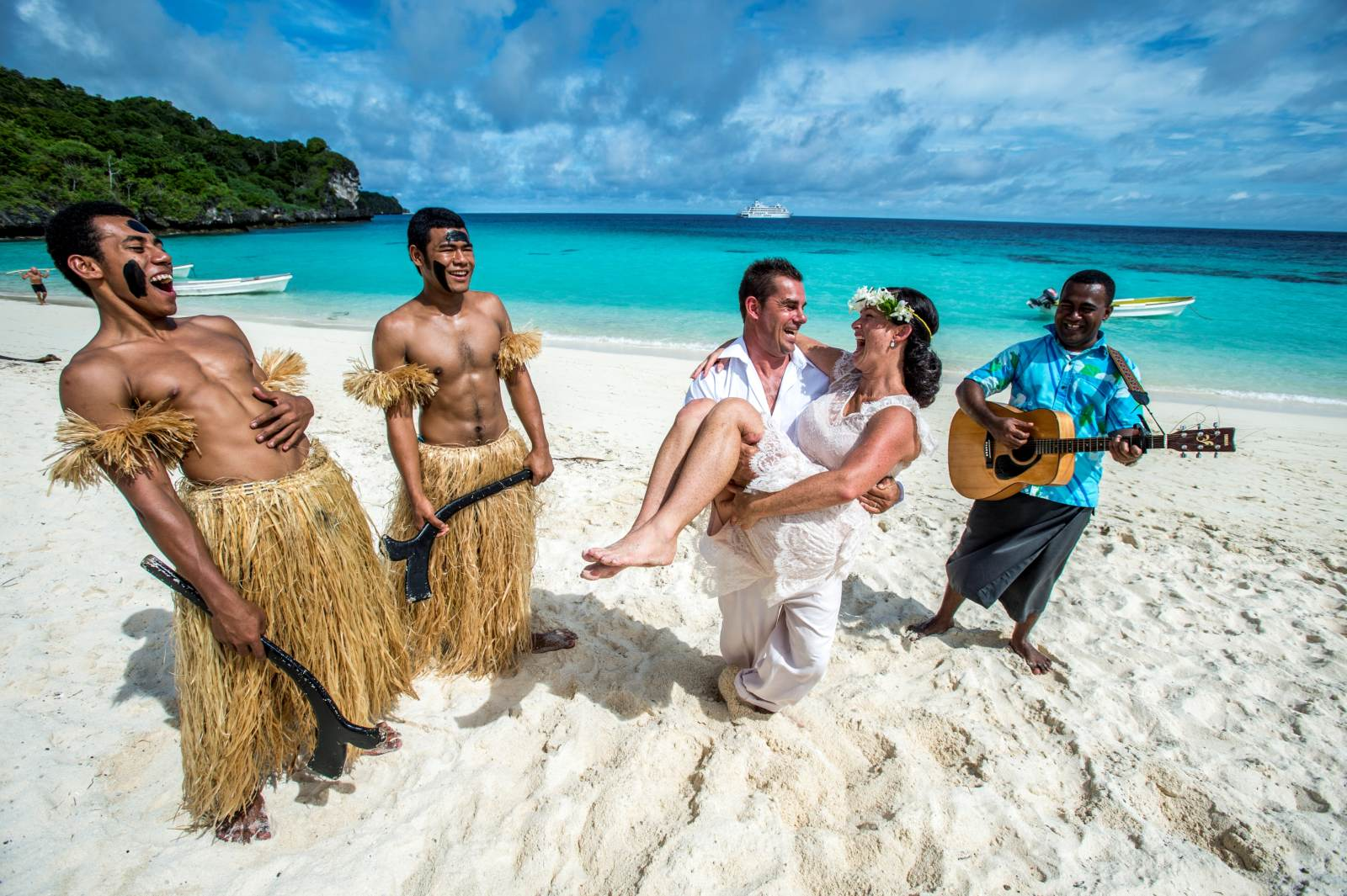 10 Reasons to Have a Destination Wedding in Fiji