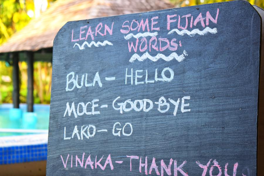 Guide to the Fijian Language