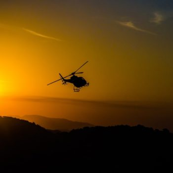 Where to Hire a Helicopter in Fiji