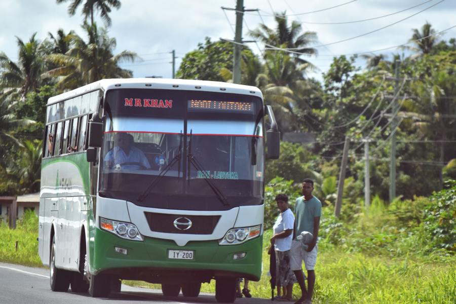 How Much Does it Cost to Travel Fiji by Bus?