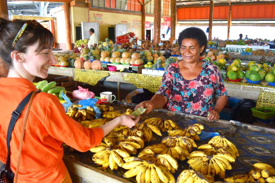 what is the cost of food in fiji
