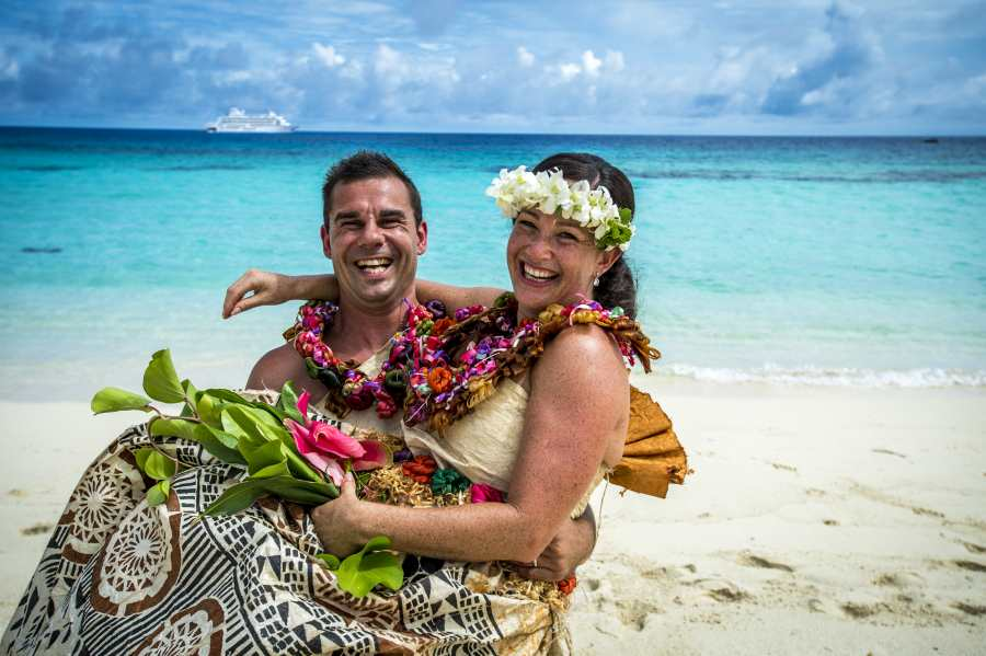 10 reasons for destination wedding to Fiji