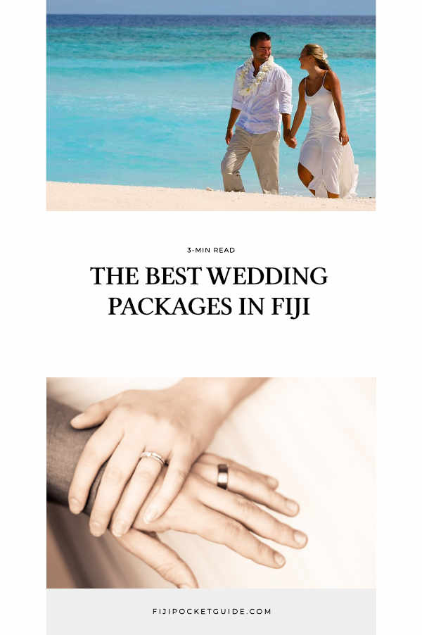 The Best Wedding Packages in Fiji