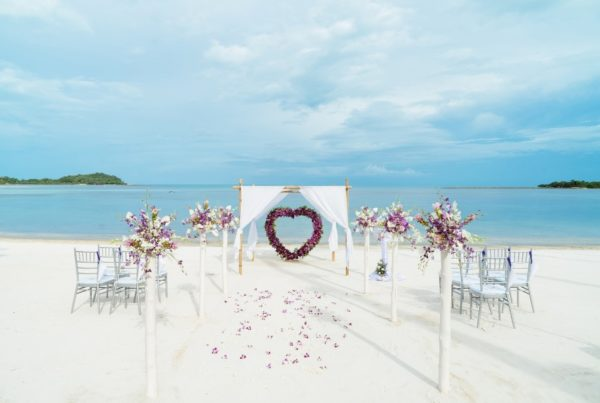 Best time for wedding in Fiji