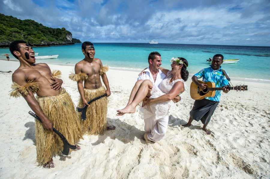 Wedding things to know in Fiji