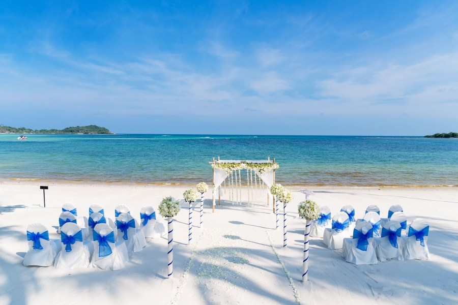 The best wedding and honeymoon resorts in Fiji