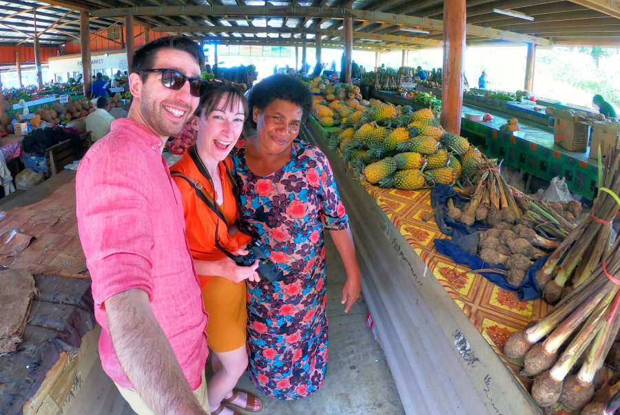 Best foodie experiences in Fiji