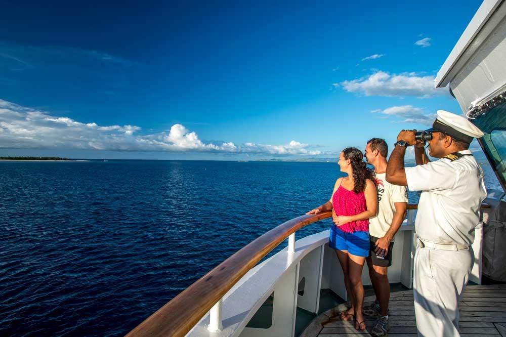 © Captain Cook Cruises
