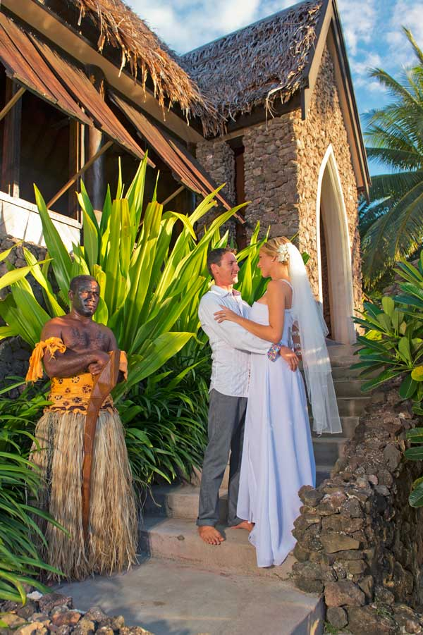 Wedding in Fiji