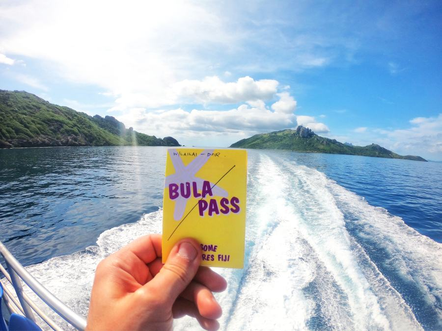What are the Ferry Passes to Travel Around Fiji?