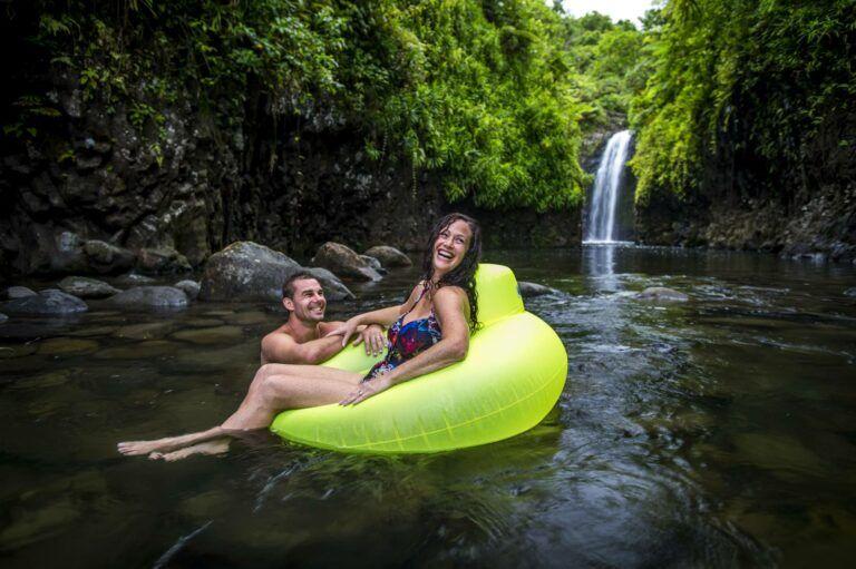 10 Most Beautiful Swimming Holes in Fiji