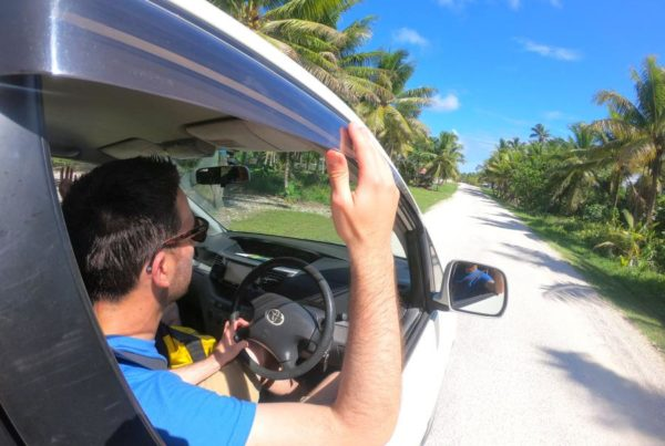 The Guide to Renting a Car in Fiji
