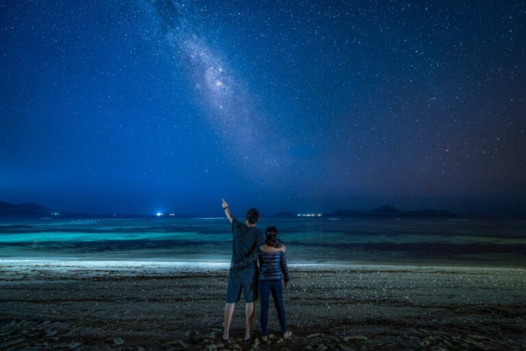 5 Best Places for Stargazing in Fiji