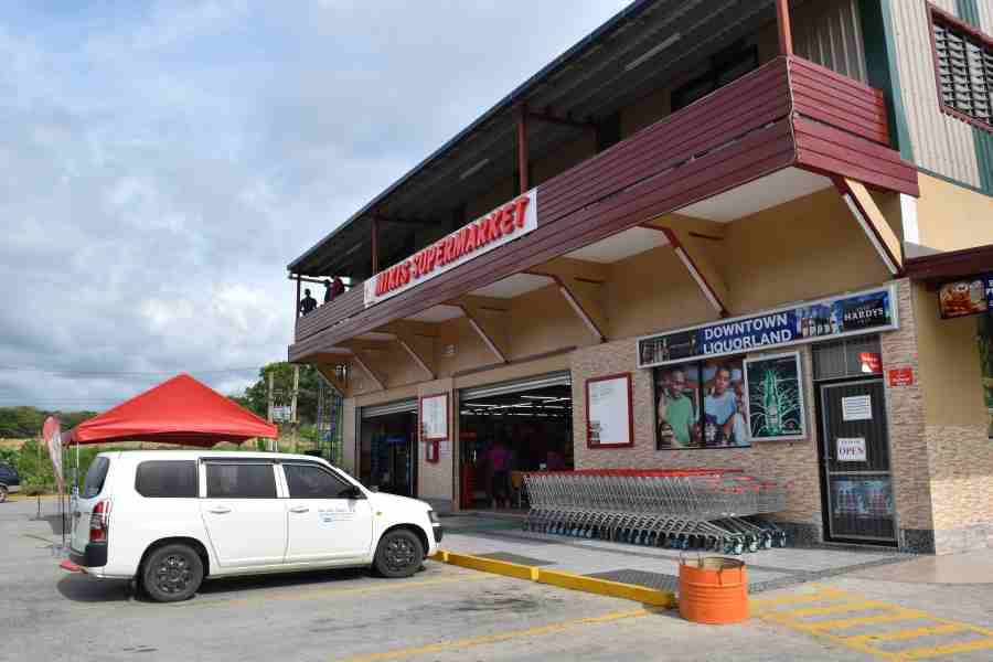 Where to Get Your Essentials in Fiji