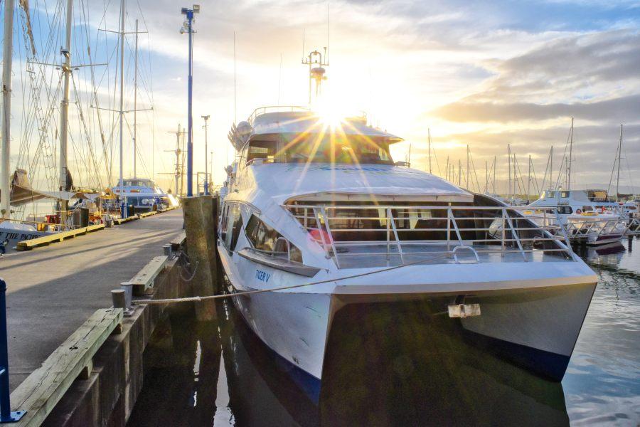 How to Take the Ferry to Kadavu