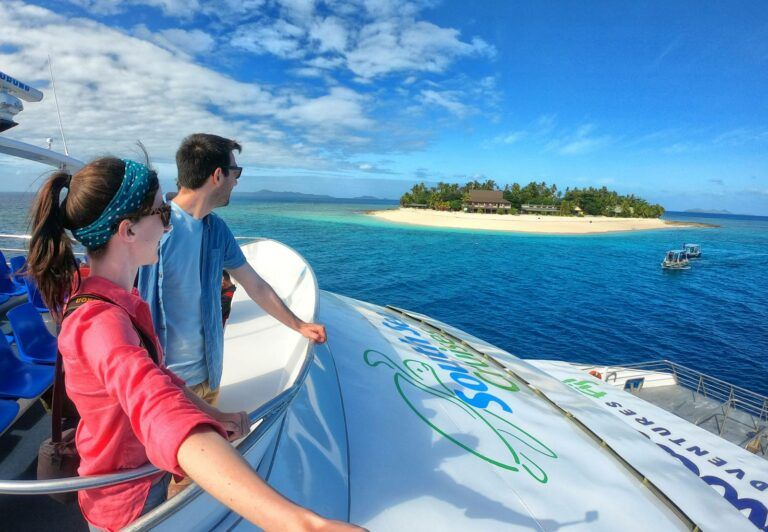 How to Take the Ferry to the Mamanuca Islands