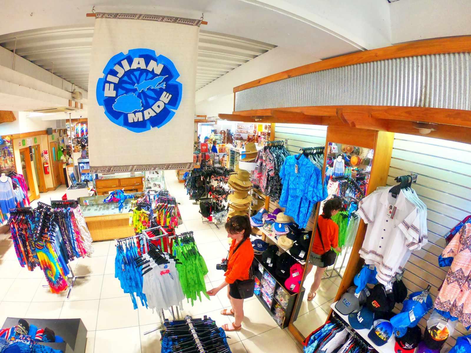 Information, Shops & Services in Denarau