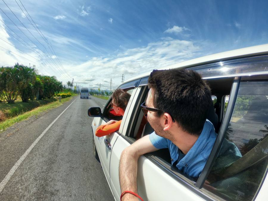 How to Hire a Driver in Fiji