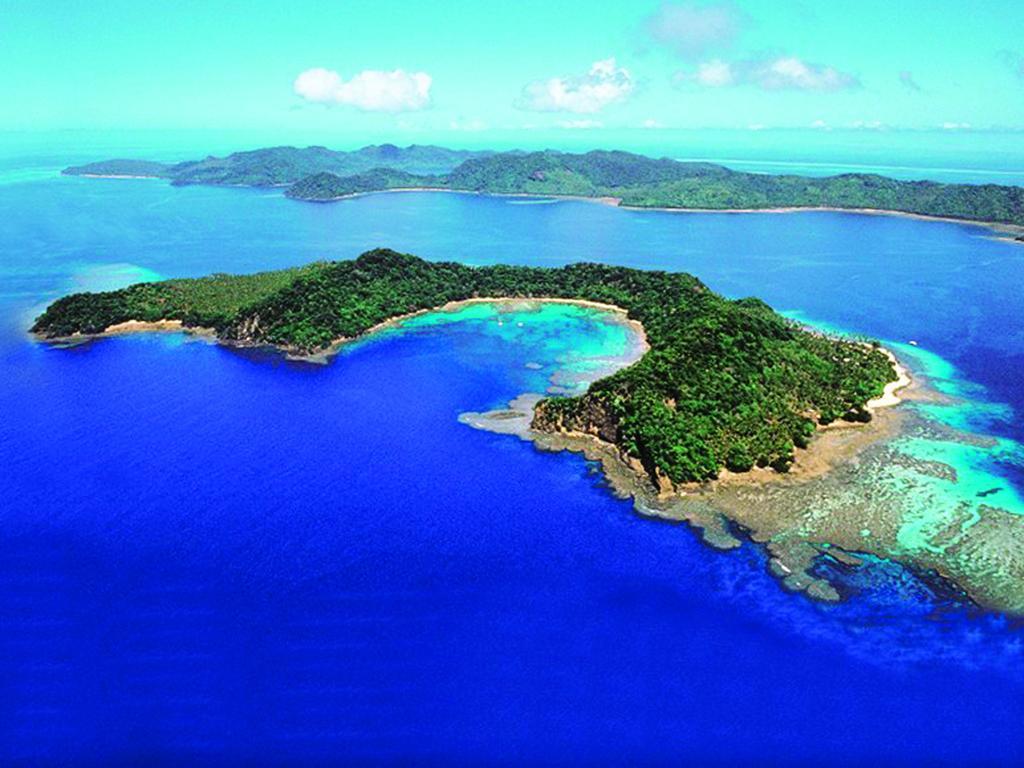 10 Most Unique Accommodation in Fiji