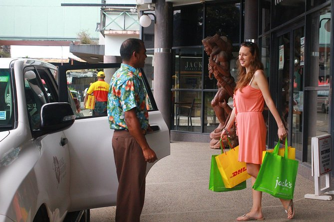 10 Best Airport Transfers in Fiji