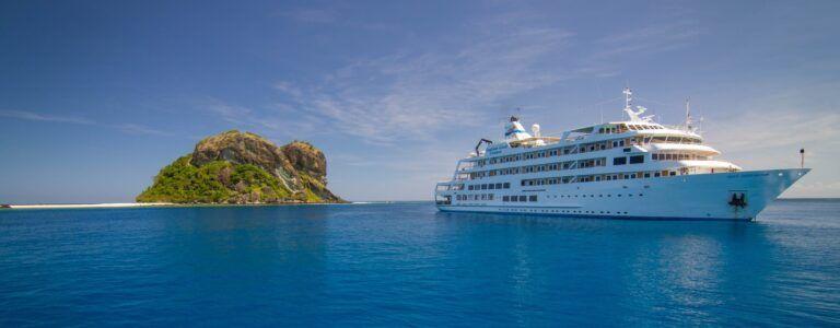 The Guide to Cruises Around Fiji