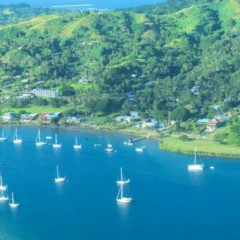 How to Take the Ferry to Vanua Levu