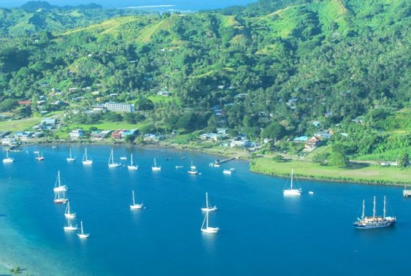 How to Take the Ferry to Vanua Levu