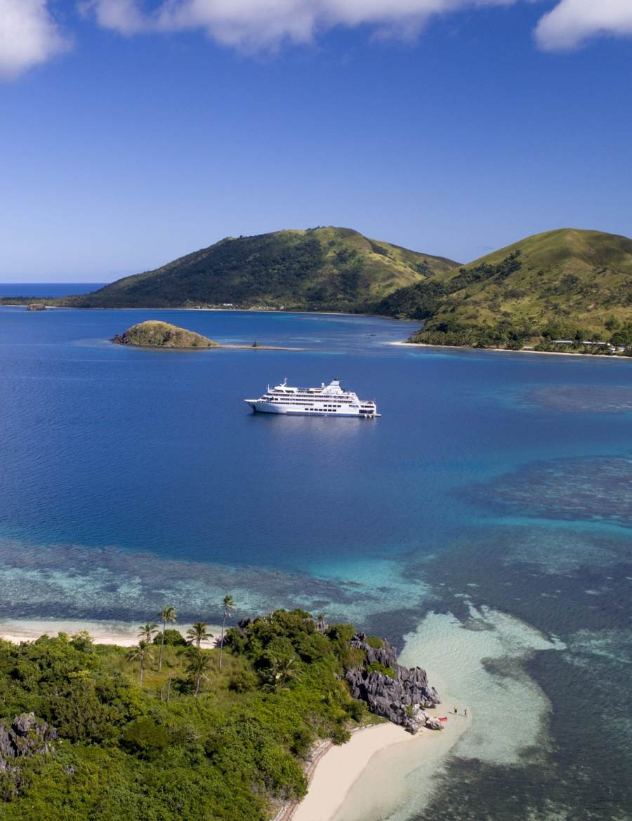 10 Tips for Taking a Small-ship Cruise in Fiji