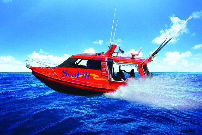How to Catch a Water Taxi in Fiji