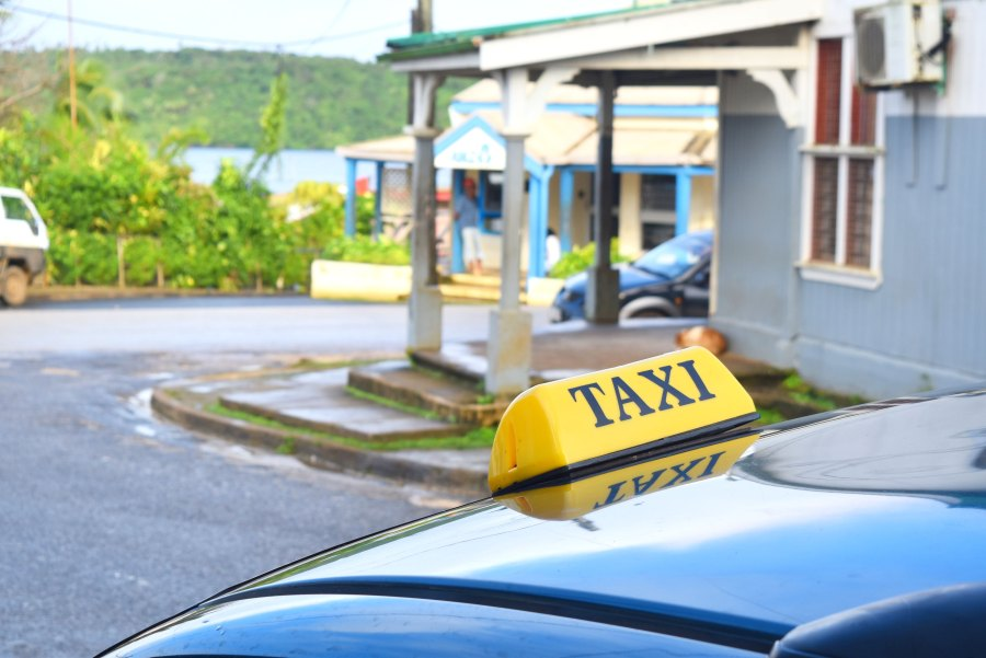 The Guide to Taxis in Fiji