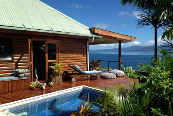 10 Best Lodges in Fiji