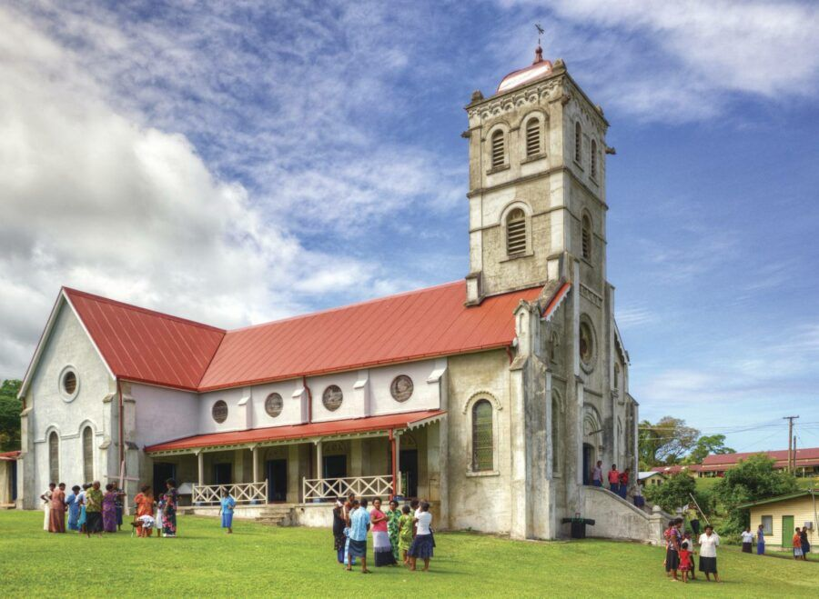Information, Shops & Services on Taveuni