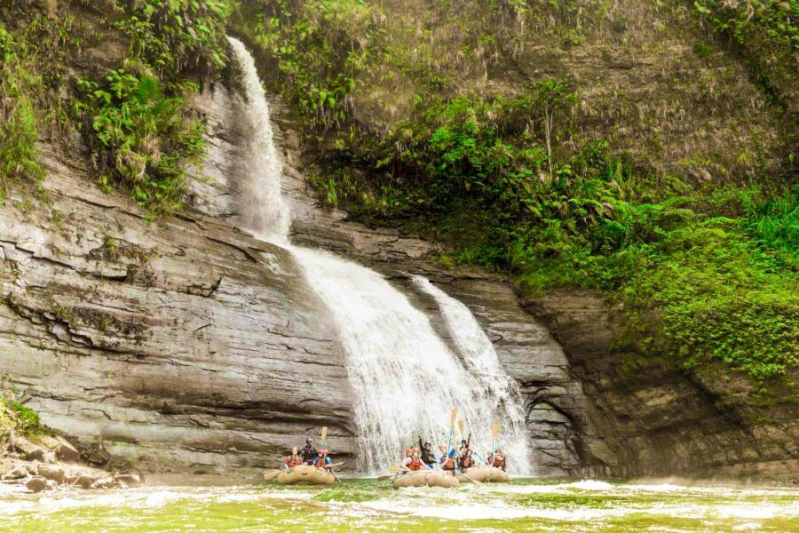 The Best Places to Do White Water Rafting in Fiji