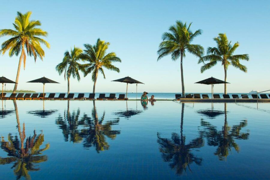 10 Resorts in Fiji with Adults-Only Areas