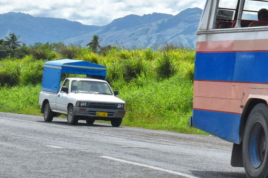 Minivans & Carrier Vans in Fiji: What You Need to Know