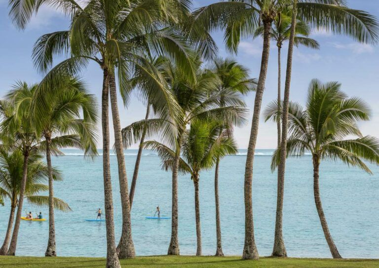 The Best Places for Stand-Up Paddleboarding in Fiji