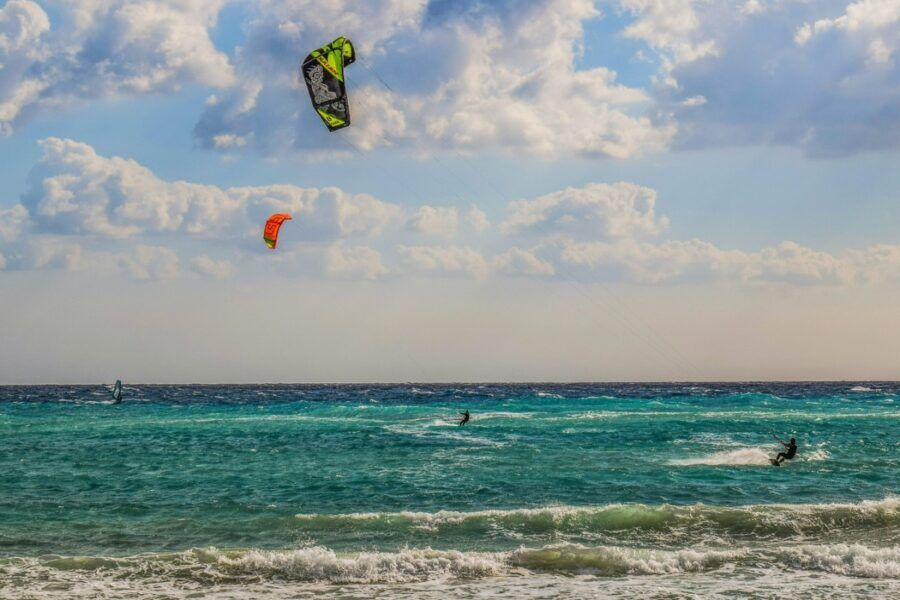 The Best Places for Kitesurfing in Fiji