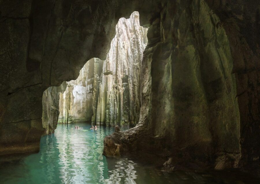 How to Get to the Sawa-i-Lau Caves in Fiji